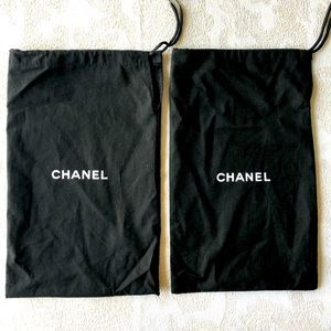 Chanel Dust Bags - Lot of 2
